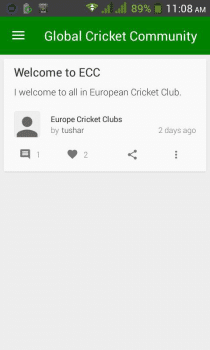 Global Cricket Community
