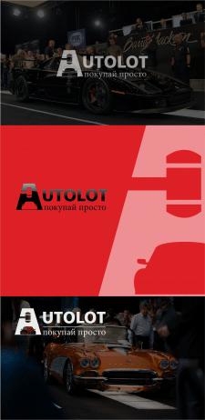 Логотип для продажи авто с аукционов
