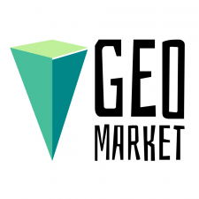 """Логотип для інтернет-магазину """"GEO MARKET"""""""