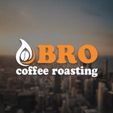 Логотип для компании которое делает вкусный кофе