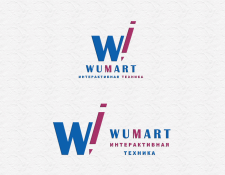 Логотип интерактивная техника
