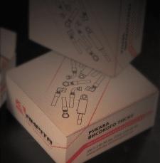 Посылочная коробка для фирмы зап.частей