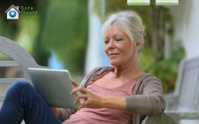 Сайт по присмотру за пристарелыми