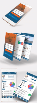EA Low Fidelity | Mobile Application UX/UI Design