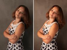 цветокоррекция и базовая ретушь фотографии