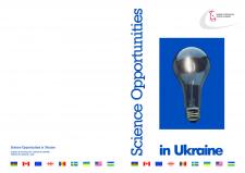 Brochure Science Opportunuties UKRAINE Cover