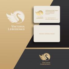 Разработка логотипа и визитной карточки от Sun-Vik