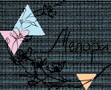 """Логотип салона """"Мелори"""""""