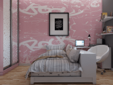 Rock-Girl room
