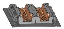 Обработка модельной оснастки на станках с ЧПУ