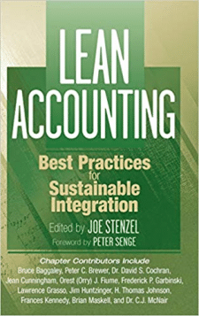 Бережливый финансовый учёт (Lean accounting)