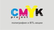 Логотип CMYK