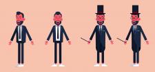 Розробка персонажу для анімації