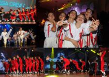 Репортаж с танцевального конкурса