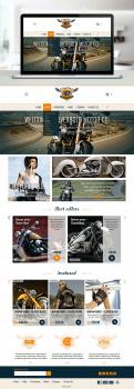 Интернет-магазин по продаже мотоциклов