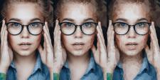 Полигонный портрет