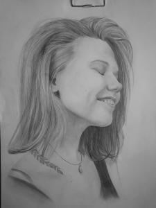 Портрет Леры