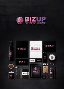 Лого компании Biz Up на конкурс