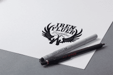 логотип для Iren Fluer