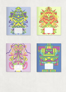 Обложки для тетрадей