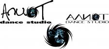 """Логотип для танцевальной студии """"Алиот"""""""