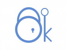 Логотип ,современный информационный,стильный