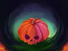 иллюстрация хэллоуин