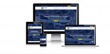 Мультиязычный сайт охранной компании в Киеве