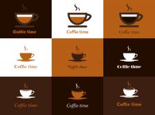 Сет иконок для кафе