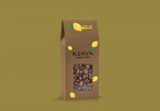 """Дизайн упаковки  """"Lemon coffee"""""""