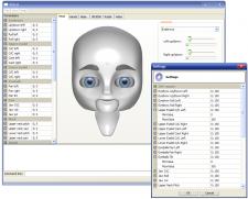 Интерфейс для управления роботом