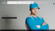 Официальный сайт на WordPress - Deny Montana