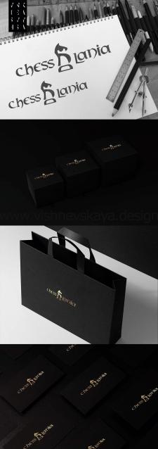 Разработка логотипа для бренда Chesslania