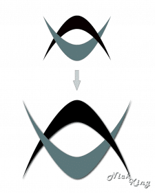 Перерисовка логотипа компании MullWell.