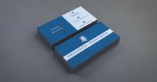 Разработка визитки для представителя университета.
