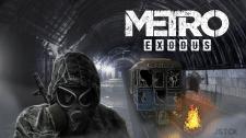 Арт для игры Metro Exodus