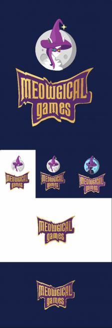 Логотип для игровой индустрии