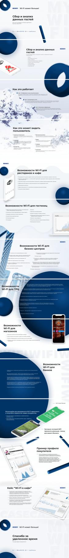 Презентация wi-fi системы