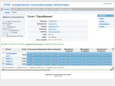Система управления строительными проектами-Project