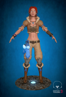Arcana Character