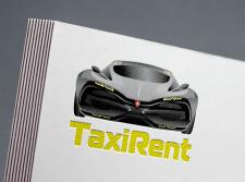 Логотип TAXI RENT