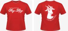 футболки для женского хора