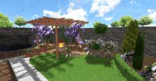 Реконструкція озеленення ділянки