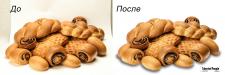 Фото и обработка хлебобулочных изделий
