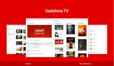 Android/IOS app Vodafone TV