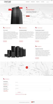 Создание сайта на wordpress (centiel.com.ua)