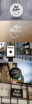 Логотип та фірмовий стиль Fun Coffe