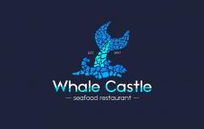 Логотип для ресторана морепродуктов