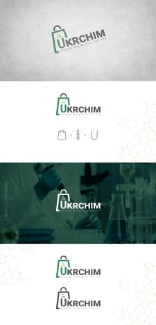 Логотип для конкурса UkrChim