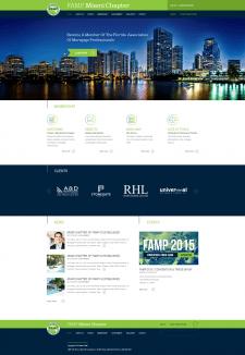 Дизайн сайта - Ассоциация кредиторов